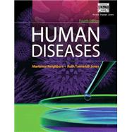 Human Diseases by Neighbors, Tannehill-Jones, 9781285065922