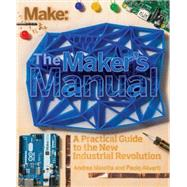 The Maker's Manual: A Practical Guide to the New Industrial Revolution by Aliverti, Paolo; Maietta, Andrea, 9781457185922