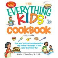 The Everything Kids' Cookbook by Nissenberg, Sandra K., 9781598695922