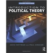 Introduction to Political Theory by Hoffman; John, 9781408285923