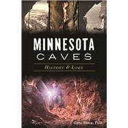 Minnesota Caves by Brick, Greg, 9781467135924