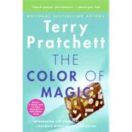 The Color of Magic: A Discworld Novel by Pratchett, Terry, 9780060855925