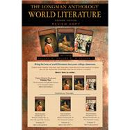 The Longman Anthology of World Literature, Volume II (D,E,F) The Seventeenth and Eighteen Centuries, The Nineteenth Century, and The Twentieth Century by Damrosch, David; Pike, David L.; Alliston, April; Brown, Marshall; Hafez, Sabry; Kadir, Djelal; Pollock, Sheldon; Robbins, Bruce; Shirane, Haruo; Tylus, Jane; Yu, Pauline, 9780205625925