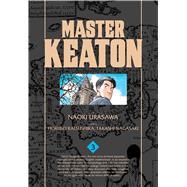 Master Keaton, Vol. 3 by Urasawa, Naoki; Nagasaki, Takashi, 9781421575926