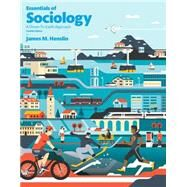 Essentials of Sociology Plus NEW MyLab Sociology for Introduction to Sociology -- Access Card Package by Henslin, James M., 9780134495927
