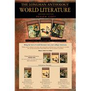 The Longman Anthology of World Literature, Volume I (A,B,C) The Ancient World, The Medieval Era, and The Early Modern Period by Damrosch, David; Pike, David L.; Alliston, April; Brown, Marshall; Hafez, Sabry; Kadir, Djelal; Pollock, Sheldon; Robbins, Bruce; Shirane, Haruo; Tylus, Jane; Yu, Pauline, 9780205625932