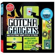 Build Your Own Gotcha Gadgets by Unknown, 9780545805933