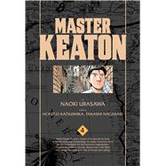 Master Keaton, Vol. 4 by Urasawa, Naoki; Nagasaki, Takashi, 9781421575933