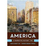 America by Shi, David E.; Tindall, George Brown, 9780393265934