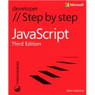 Javascript Step by Step by Suehring, Steve, 9780735665934