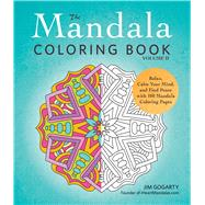 The Mandala Coloring Book by Gogarty, Jim, 9781440595936