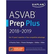 Kaplan Asvab Prep Plus 2018-2019 by Kaplan, 9781506225937