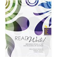 Read Write! by Stewart Alexander, Selena; Johnson, Patrice K.; Stanford, Caitlin S., 9781465245939