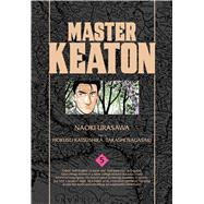 Master Keaton, Vol. 5 by Urasawa, Naoki; Nagasaki, Takashi; Katsushika, Hokusei, 9781421575940