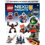 Lego Nexo Knights by Dorling Kindersley, Inc., 9781465445940