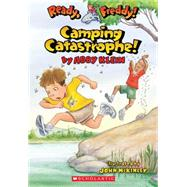 Ready, Freddy! #14: Camping Catastrophe by Klein, Abby; Mckinley, John, 9780439895941