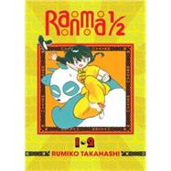 Ranma 1/2 (2-in-1 Edition), Vol. 1 Includes vols. 1 & 2 by Takahashi, Rumiko, 9781421565941