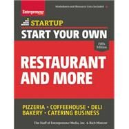 Start Your Own Restaurant and More by Unknown, 9781599185941