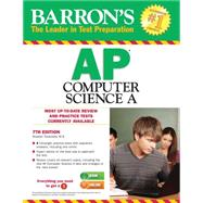 Barron's Ap Computer Science a by Teukolsky, Roselyn, 9781438005942