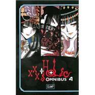 Xxxholic Omnibus 4 by CLAMP, 9781612625942