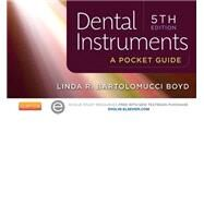 Dental Instruments, 5/E by Boyd, 9780323185943