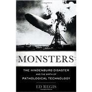 Monsters by Regis, Ed, 9780465065943