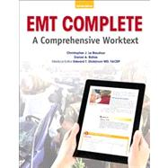 NEW MyBradyLab with Pearson eText -- Access Card -- for EMT Complete A Comprehensive Worktext
