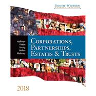 South-western Federal Taxation 2018 by Hoffman, William H.; Raabe, William A.; Young, James C.; Nellen, Annette; Maloney, David M., 9781337385947