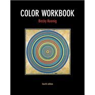 Color Workbook by Koenig, Becky, M.F.A., 9780205255948
