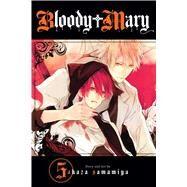 Bloody Mary 5 by Samamiya, Akaza, 9781421595948