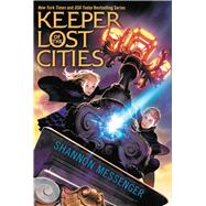 Keeper of the Lost Cities by Messenger, Shannon, 9781442445949