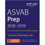 Kaplan Asvab Prep 2018-2019 by Kaplan, 9781506225951