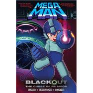 Mega Man 7: Blackout: The Curse of Ra Moon by Flynn, Ian; Cavallaro, Mike, 9781936975952