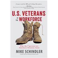 U.s. Veterans in the Workforce by Schindler, Mike, 9781943425952