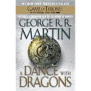 A Dance with Dragons by MARTIN, GEORGE R. R., 9780553385953