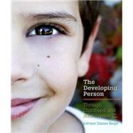 Developing Person Through Childhood and Adolescence by Berger, Kathleen Stassen, 9781464175954
