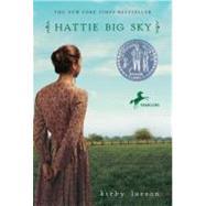 Hattie Big Sky by LARSON, KIRBY, 9780385735957