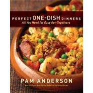 Perfect One-Dish Dinners by Anderson, Pam, 9780547195957
