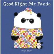 Good Night, Mr. Panda by Antony, Steve, 9781338275957