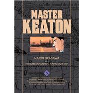 Master Keaton 6 by Urasawa, Naoki; Katsushika, Hokusei, 9781421575957
