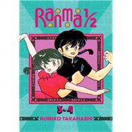 Ranma 1/2 (2-in-1 Edition), Vol. 2 Includes vols. 3 & 4 by Takahashi, Rumiko, 9781421565958