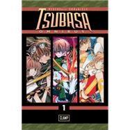 Tsubasa Omnibus 1 by CLAMP, 9781612625959