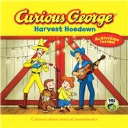 Curious George Harvest Hoedown by Gold, Gina (ADP), 9781328695963