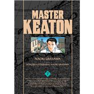Master Keaton, Vol. 7 by Urasawa, Naoki; Katsushika, Hokusei; Nagasaki, Takashi, 9781421575964