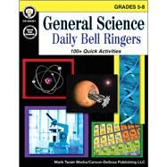 General Science, Grades 5-8: Daily Bell Ringers by Cameron, Schyrlet; Myers, Suzanne, 9781622235964
