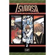 Tsubasa Omnibus 2 by CLAMP, 9781612625966