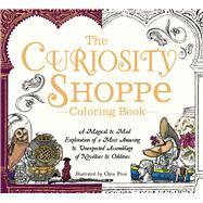 The Curiosity Shoppe Coloring Book by Price, Chris, 9781440595967