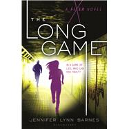 The Long Game A Fixer Novel by Barnes, Jennifer Lynn, 9781619635968