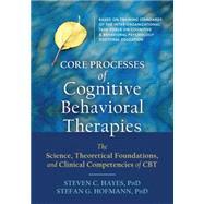 Process-based Cbt by Hayes, Steven C.; Hofmann, Stefan G., 9781626255968