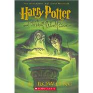 Harry Potter and the Half-Blood Prince by Rowling, J. K.; GrandPré, Mary, 9780439785969